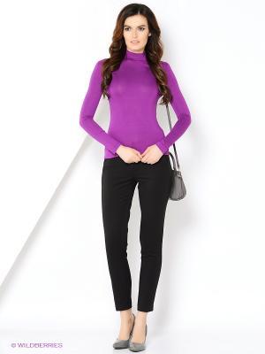 Водолазка Анна Чапман. Цвет: фиолетовый, фуксия