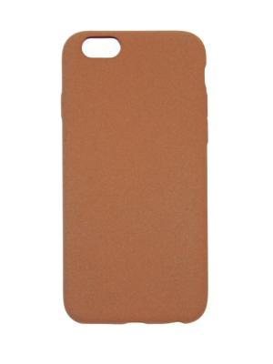 Чехол для телефона iPhone 6/6S Lola. Цвет: коричневый