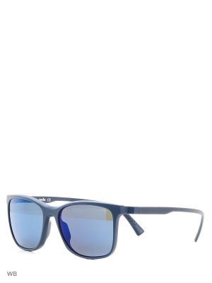 Солнцезащитные очки RH 832S 12 Zerorh. Цвет: синий