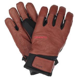 Перчатки женские  Highlander Rosewood Dakine. Цвет: черный,бордовый