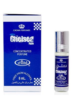 Арабские масляные духи Челси Мэн (Chelsea Man), 6 мл Al Rehab. Цвет: синий, белый