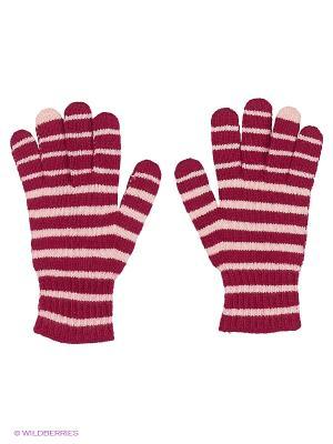 Перчатки Maxval. Цвет: малиновый