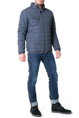 Куртка BIG STAR. Цвет: синий