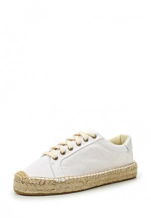 Ботинки Soludos. Цвет: белый
