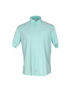 Pубашка PANAMA. Цвет: светло-зеленый