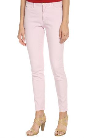 Джинсы Trussardi Jeans. Цвет: светло-розовый
