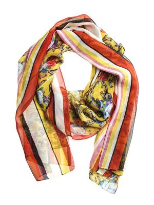 Платок Migura. Цвет: красный, белый, голубой, желтый, розовый