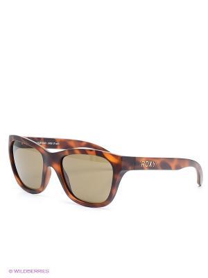 Солнцезащитные очки MINKA J ROXY. Цвет: коричневый