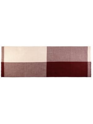 Шарф Eleganzza. Цвет: бордовый, коричневый, светло-бежевый