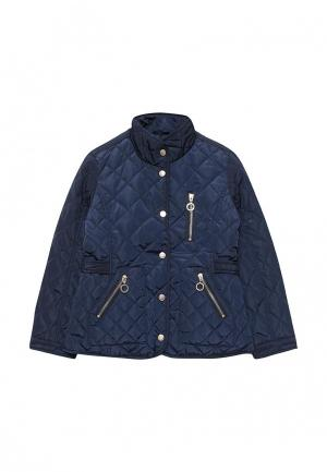 Куртка утепленная Vitacci. Цвет: синий
