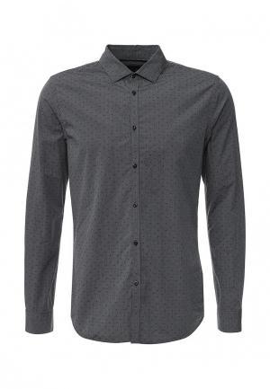 Рубашка Sisley. Цвет: серый