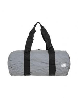 Дорожная сумка HERSCHEL SUPPLY CO.. Цвет: серый