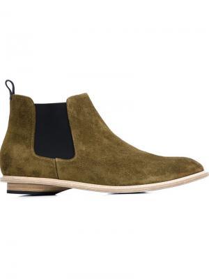 Ботинки Челси Valas. Цвет: зелёный
