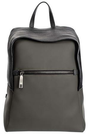 Сумка-рюкзак Gianni Chiarini. Цвет: зеленый, черный