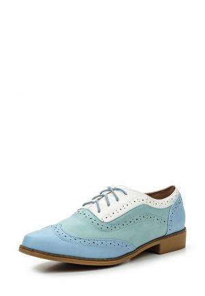 Ботинки Catisa. Цвет: разноцветный