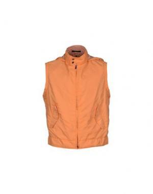 Куртка CALVARESI. Цвет: абрикосовый
