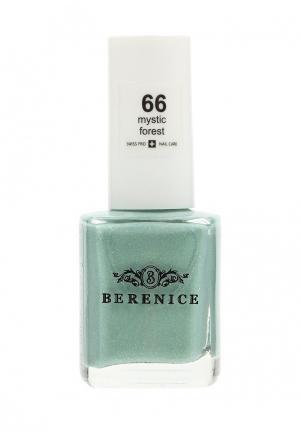 Лак для ногтей Berenice. Цвет: зеленый