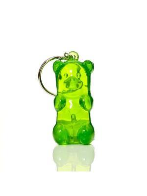 Брелок GummyGoods. Цвет: зеленый