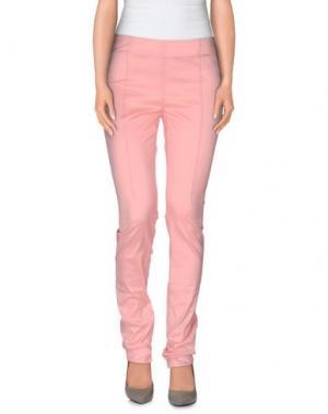 Повседневные брюки STRENESSE. Цвет: розовый