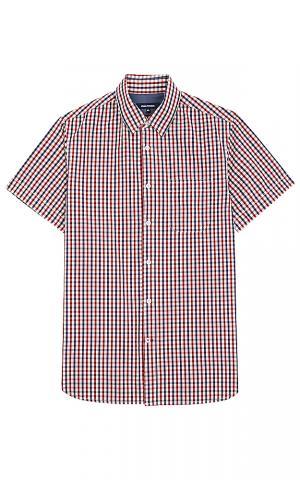 Рубашка в клетку Jorg weber