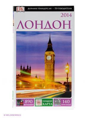 Лондон. Путеводитель DK Издательство АСТ. Цвет: сиреневый