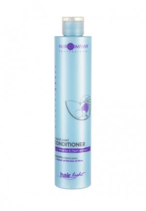 Бальзам Hair Company Professional. Цвет: голубой