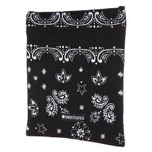 Чехол для iPad  Bandana Sleeve Black Undefeated. Цвет: черный,белый