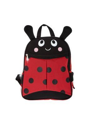 Рюкзак 3D Bags. Цвет: черный