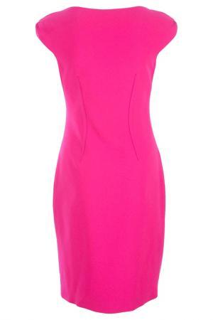 Платье Elie Tahari. Цвет: фуксия