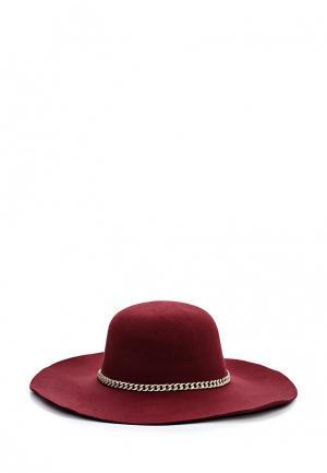 Шляпа Be.... Цвет: бордовый