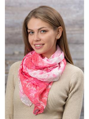 Палантин Krife. Цвет: розовый