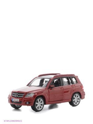 1:32 BB Машина MERCEDES-BENZ GLK-CLASS металл. Bburago. Цвет: серый