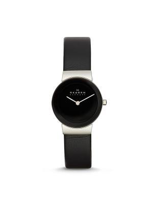 Часы SKAGEN. Цвет: серебристый, черный