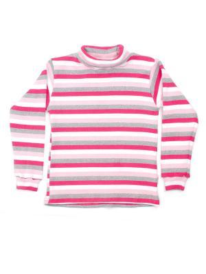 Водолазка МИКИТА. Цвет: малиновый, розовый