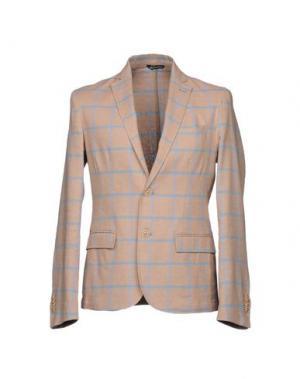 Пиджак 1° GENITO. Цвет: телесный