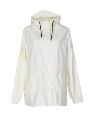 Легкое пальто KILT HERITAGE. Цвет: слоновая кость