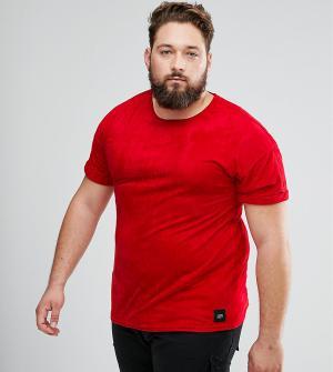 Sixth June Красная футболка эксклюзивно для ASOS. Цвет: красный