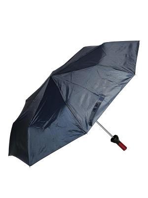 Зонт-трость Mitya Veselkov. Цвет: красный, черный