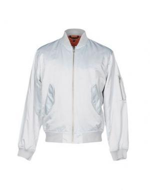 Куртка BLK DNM. Цвет: небесно-голубой
