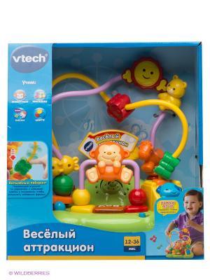 Игрушка Веселый аттракцион Vtech. Цвет: желтый, зеленый, оранжевый