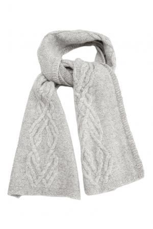 Шарф 136707 Sweet Sweaters. Цвет: серый