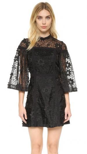 Платье Tamy Jill Stuart. Цвет: сурьма