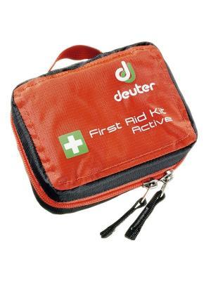 Аптечка Deuter 2016-17 First Aid Kit Active - EMPTY papaya. Цвет: оранжевый