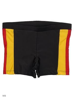 Плавки Modis. Цвет: черный, красный, желтый