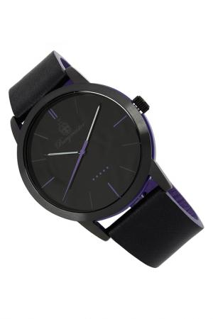 Quartz watch Burgmeister. Цвет: black and violet