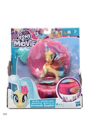 Mlp Мерцание мини игровой набор My Little Pony. Цвет: розовый, желтый