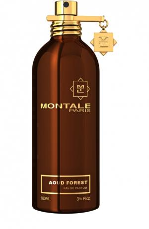 Парфюмерная вода Aoud Forest Montale. Цвет: бесцветный