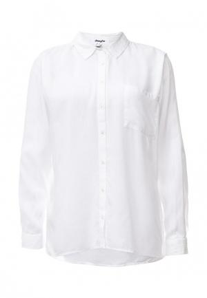 Рубашка Jennyfer. Цвет: белый