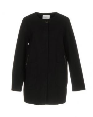Пальто ELVINE. Цвет: черный