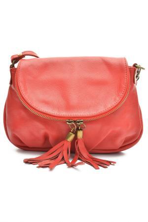 Bag ANNA LUCHINI. Цвет: red
